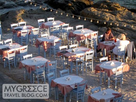 Babulas Taverna at Mykonos Town