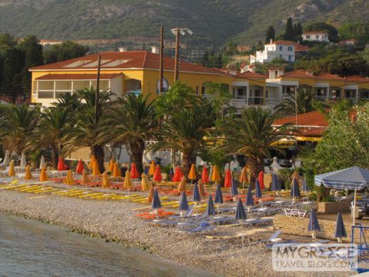 Gagou beach