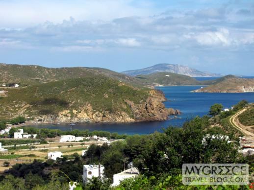 Kampos Bay on Patmos