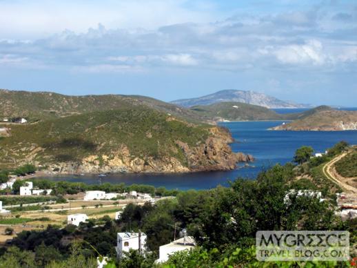 Kampos Bay on Patmos