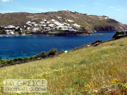 Ornos bay