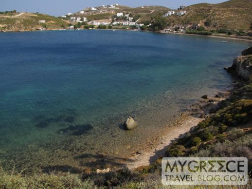 Sapsila Bay on Patmos