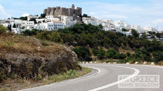 The Holy Monastery and Chora on Patmos