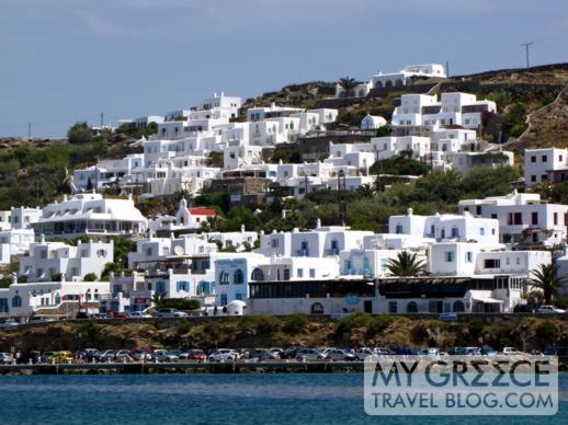 hotels in Mykonos Town