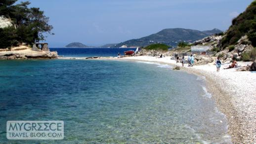 Small Lemonakia beach