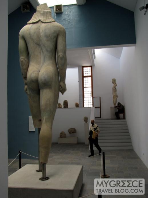 the Colossal Kouros
