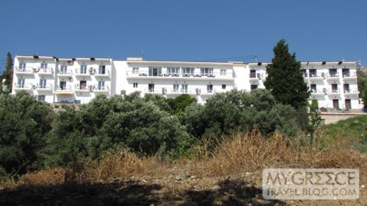Andromeda Hotel in Kalami