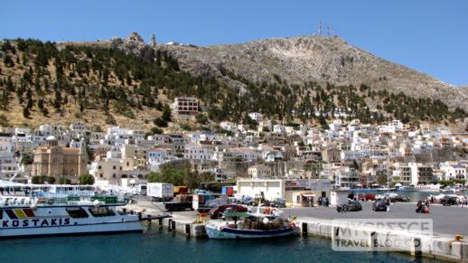 Pothia on Kalymnos