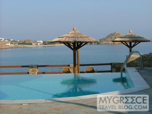 Petasos Beach Resort swimming pool