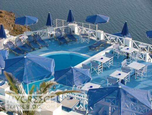 Kafieris Blue Apartments Firostefani Santorini