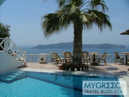 Grotto Villas swimming pool