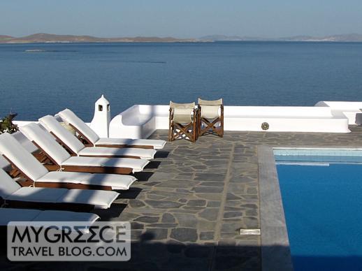 Hotel Tagoo swimming pool views