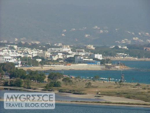 Lianos Village Naxos view