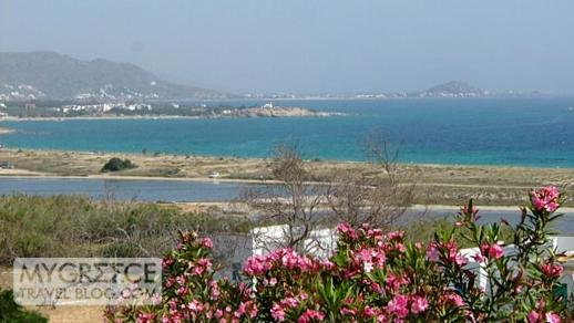 Lianos Village Naxos swimming pool terrace view