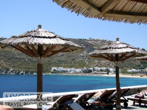 Petasos Beach Resort Mykonos