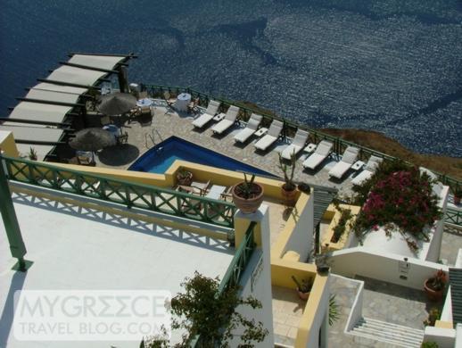 Dana Villas swimming pool