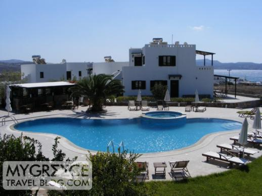 Santa Maria Village hotel swimming pool