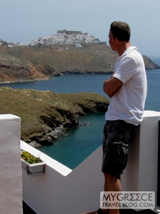 Fildisi Hotel Astipalea view