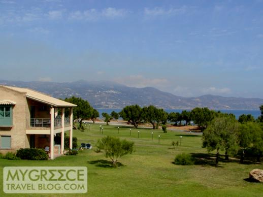 Candia Maris Resort & Spa Crete hotel room view