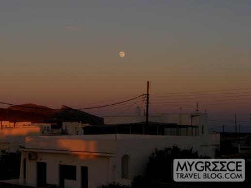 Fata Morgana Studios balcony view
