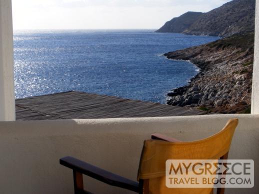 Hotel Delfini balcony view