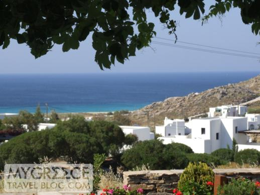 Hotel Kavos Naxos Room 1 view