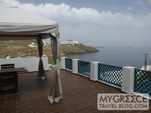 Fildisi Boutique Hotel view