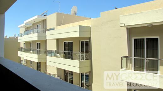 St Constantin Hotel in Kos Town