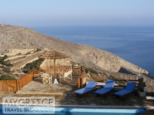 Fata Morgana Studios Folegandros views