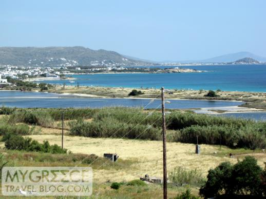 Lianos Village Naxos view