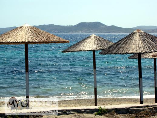 Agios Ioannis beach on Mykonos