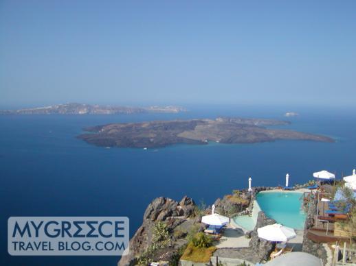 Honeymoon Petra Villas swimming pool