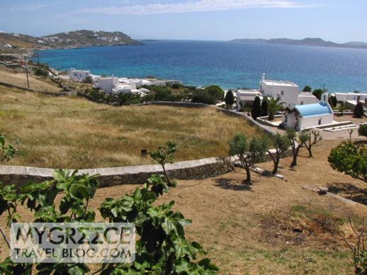 Agios Ioannis Bay on Mykonos