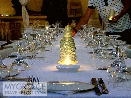 Camares restaurant Mykonos