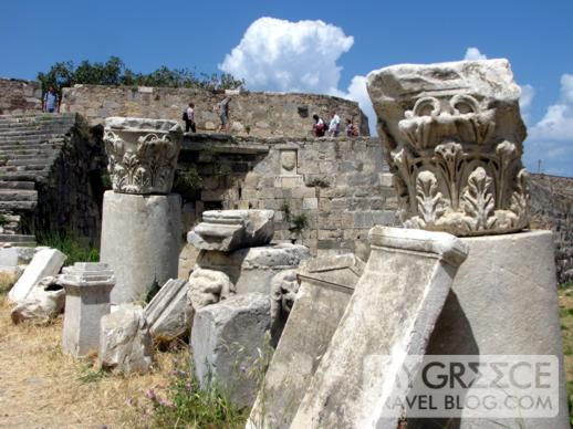 Castle of Neratzia in Kos Town
