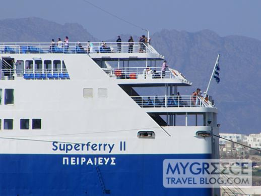Blue Star Superferry II