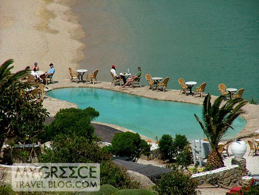 Coco Beach Club Super Paradise Mykonos