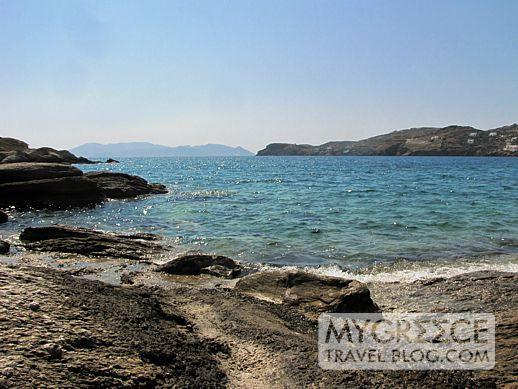 Mylopotas Bay on Ios