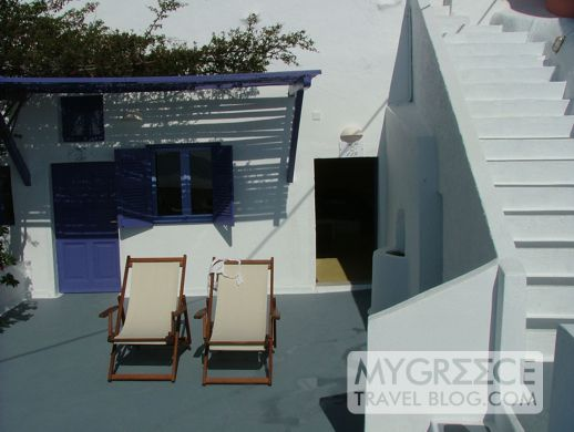 Grotto Villas Cliffside Suites Santorini