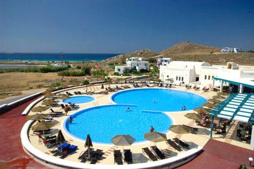 Naxos Imperial Resort Spa Swimming Pool
