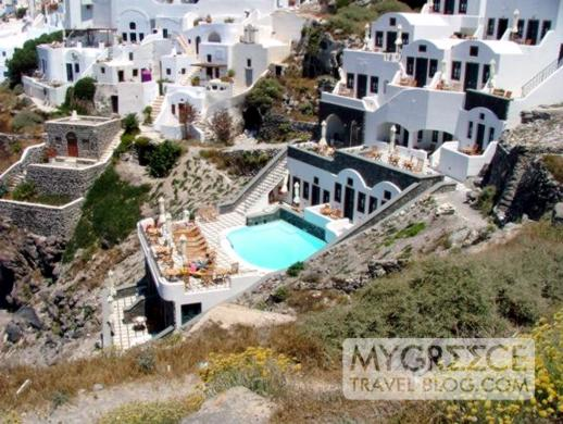 Pegasus Suites Hotel Imerovigli Santorini