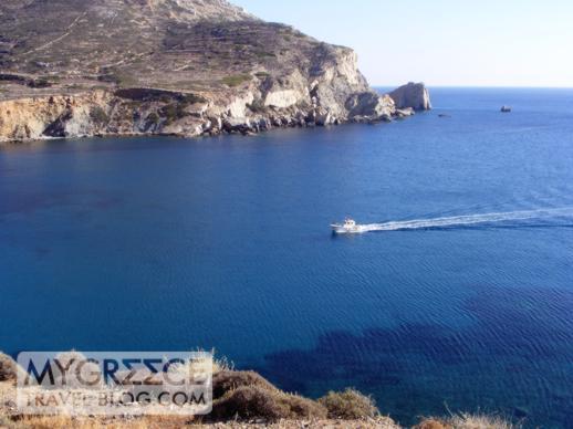 Agali Bay Folegandros