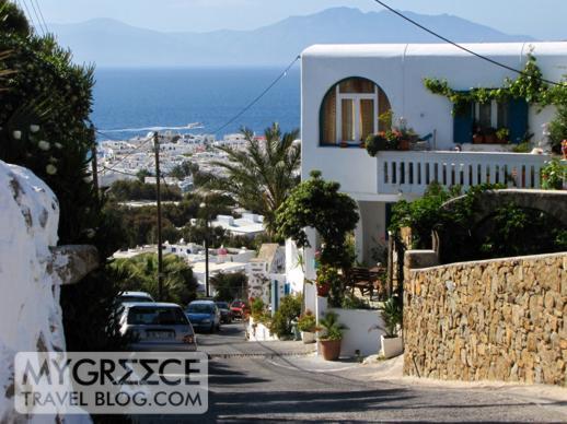 Mykonos Fine Arts District