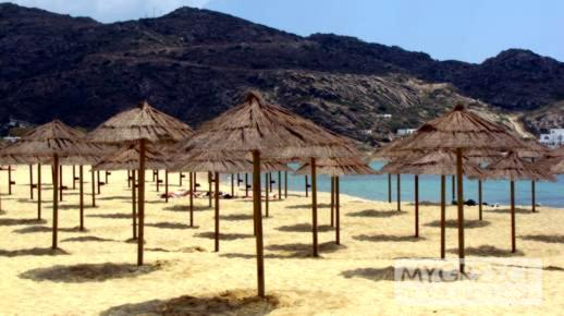 Mylopotas beach Ios