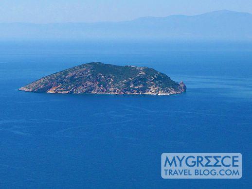 Grambonissi island