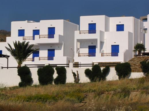 houses in Chora on Ios