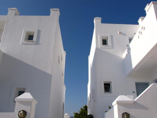 The Lofos Village Hotel in Chora on Ios