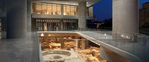 Acropolis Museum in Athens