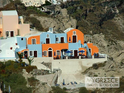 Armeni Village Rooms & Suites Oia Santorini