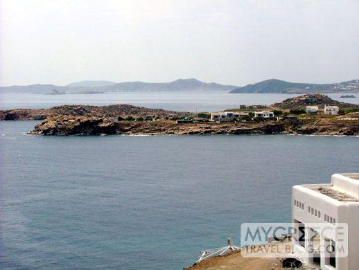 Paradise bay Mykonos